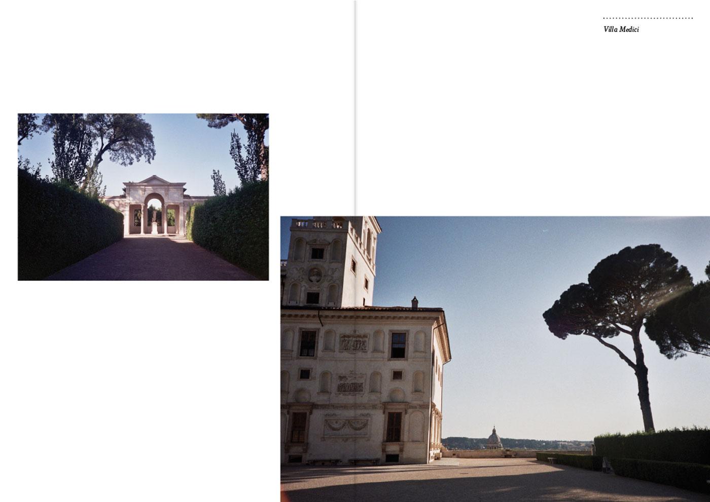 Martina Corà - La Piccola Guida alle Ville e Giardini Romani